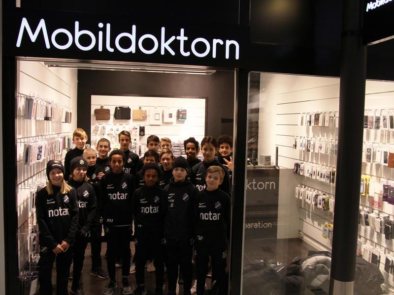 Mobildoktorn gillar AIK P06GGUL och AIK P04U!