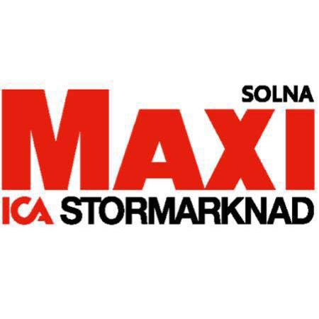 ICA Maxi Stormarknad Solna