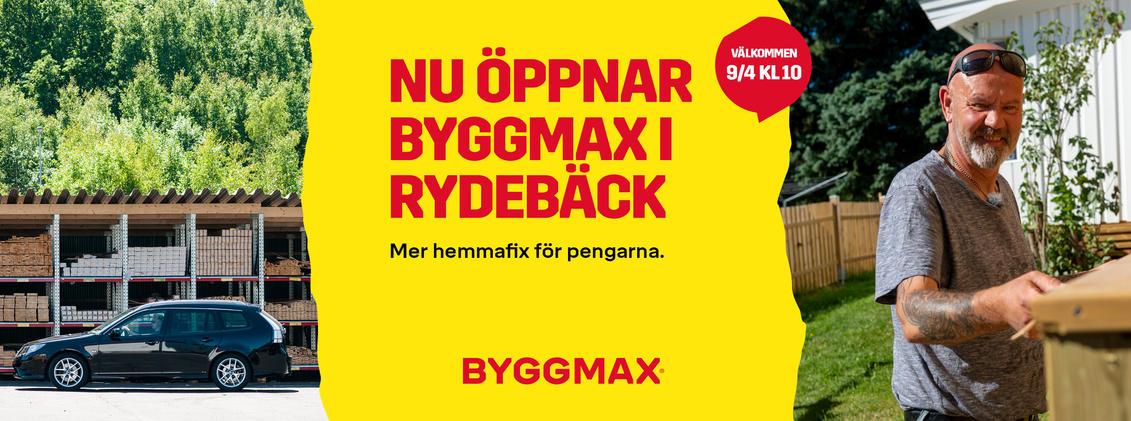 Byggmax Rydebäck
