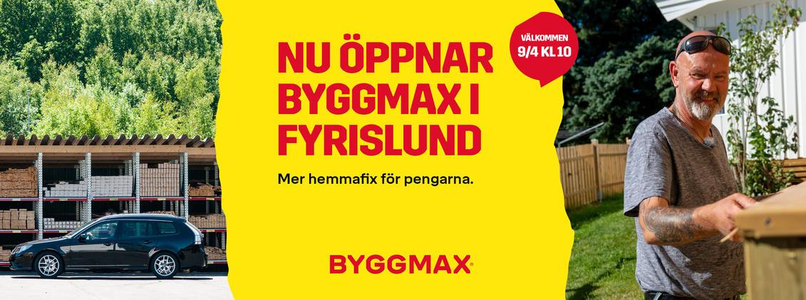 Byggmax Fyrislund